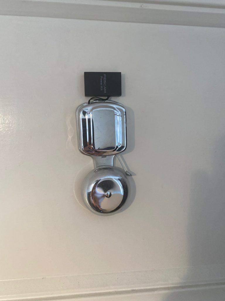 Foscam VD1 instalaltie voorbeeld 5-2