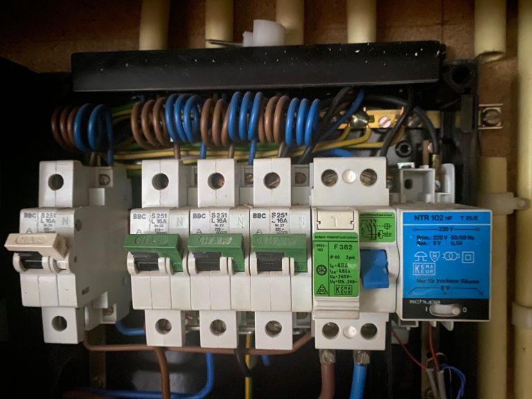 Foscam VD1 instalaltie voorbeeld 5-6